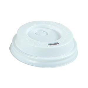 Couvercle blanc gobelet 12,7 cL