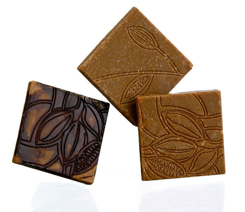 """18 napolitains """"texture de cacao"""""""