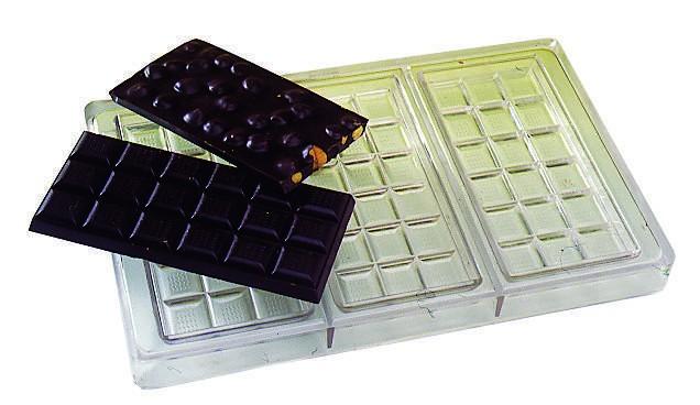 3 tablettes de 100 g