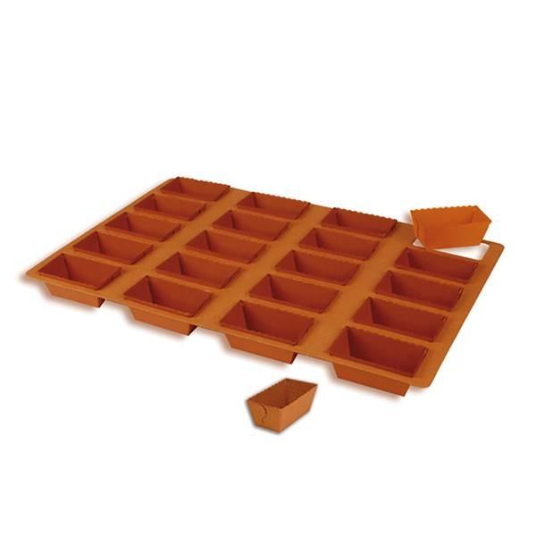 Plaque de moules Easy Bake - x1
