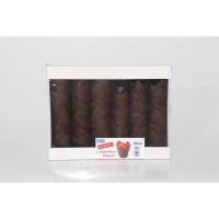 Caissette Tulipcup marron - x300 - 35 x 60mm