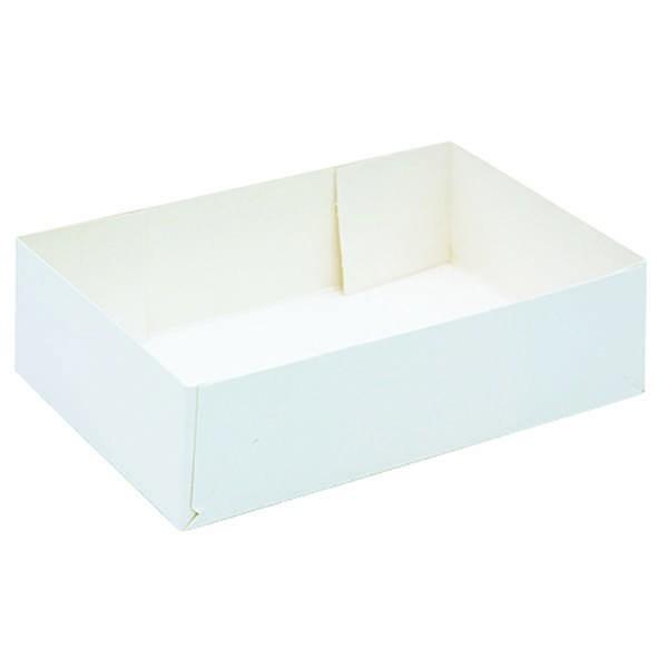 Caissette pâtissière - x100 - 24 cm