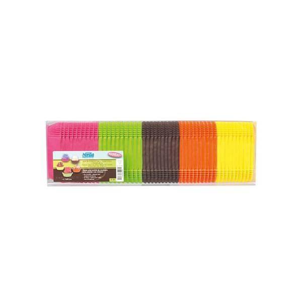 Assortiment caissettes n°88 - Diam : 53mm / hauteur 32 mm