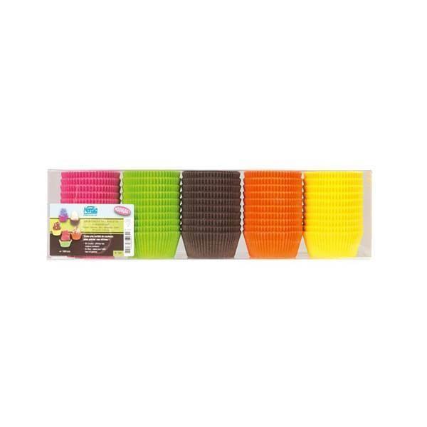 Assortiment caissettes n°1207 - Diam : 70 mm / hauteur 30 mm