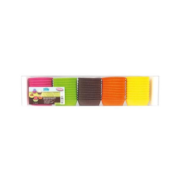 Assortiment caissettes n°1201F70 - Diam ; 70 mm / hauteur 20 mm
