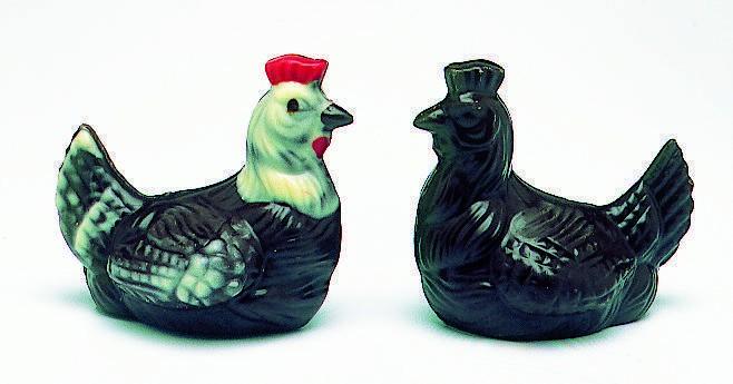 Poules couveuses (grandes)