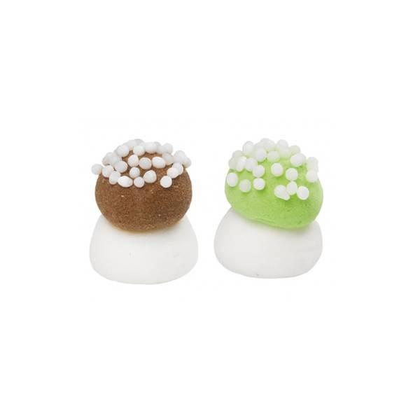 Champignon sucre assortis - x192
