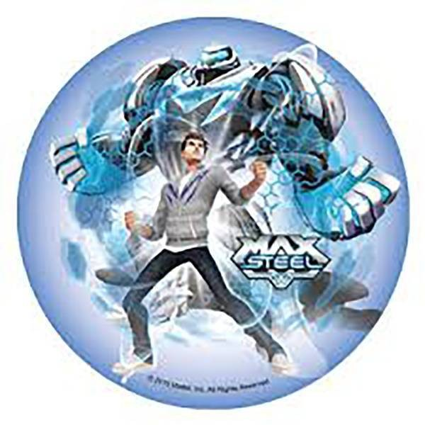 Disque azyme - Max Steel