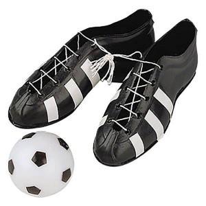 Kit chaussures et ballon de foot