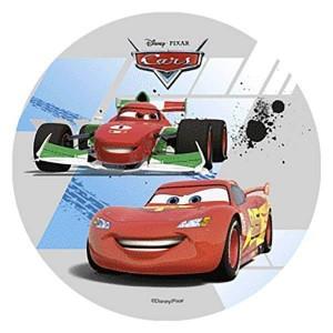 Disque azyme 21 cm - Cars
