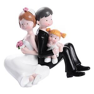 Sujet mariage avec enfant fille