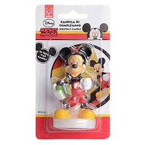 Bougie Mickey avec cadeau