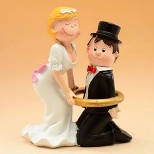 Sujet mariage marié encerclé