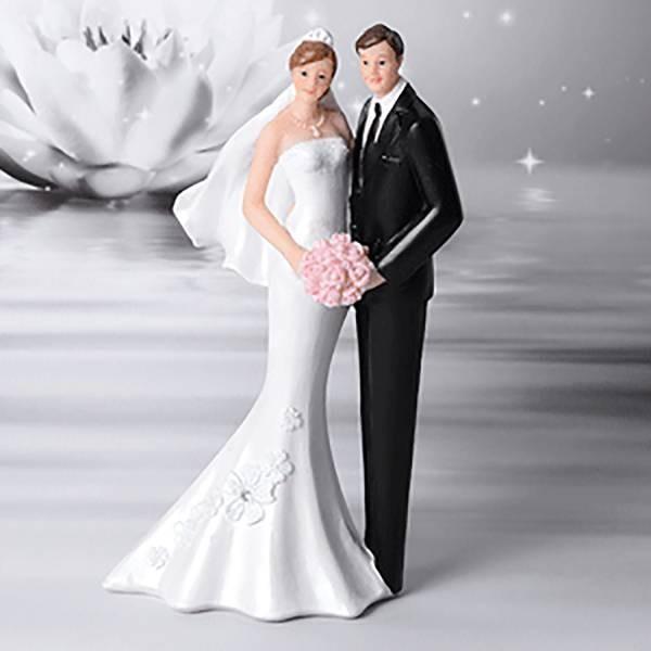 Sujet mariage avec bouquet