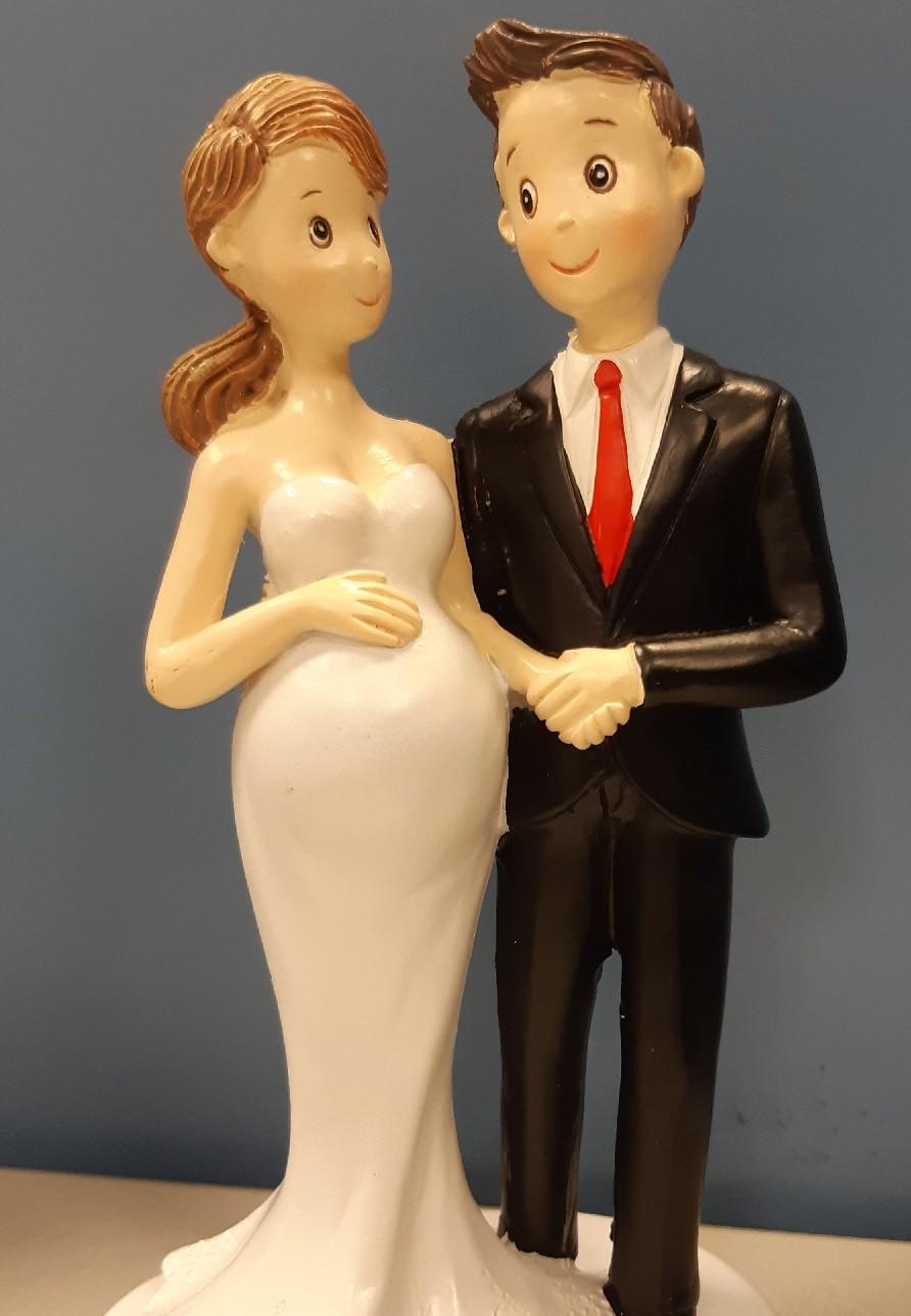 Sujet mariée enceinte
