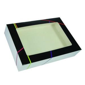 Boîte traiteur prestige - x25 - 44 x 30 cm