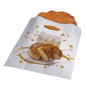 Sac galette - x100  - 23 cm