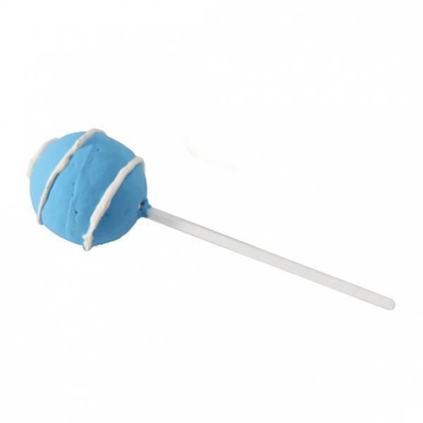 Piquet lollipop bleue