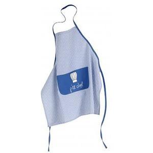 Kit mini cuisinier bleu