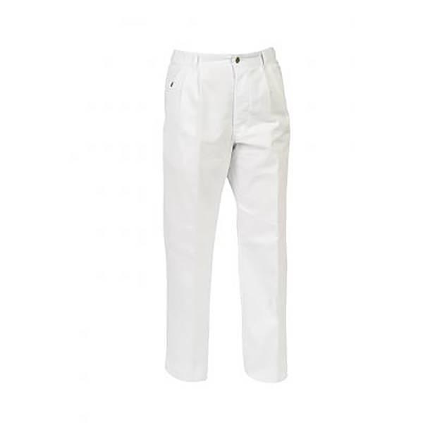 Pantalon Mistral blanc - T40