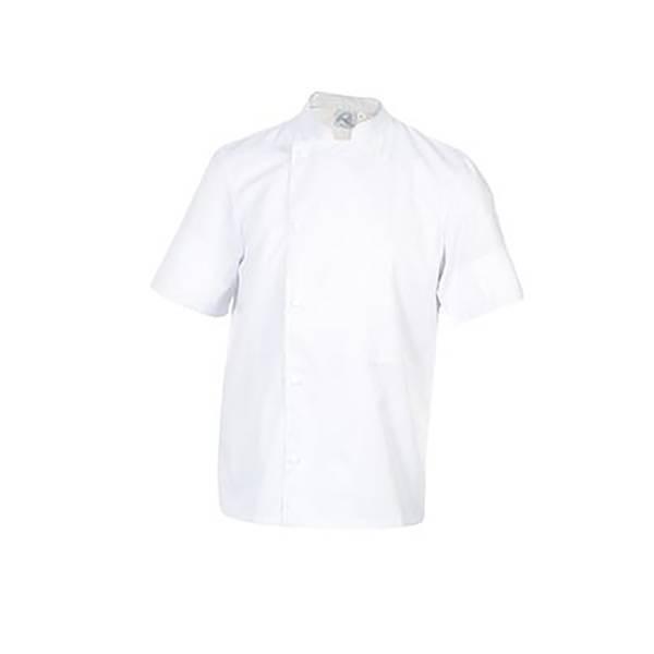 Veste Madras blanche  - T00