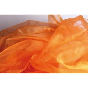 Tissu - Orange