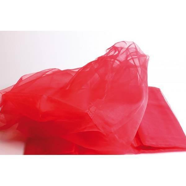 Tissu - Rouge
