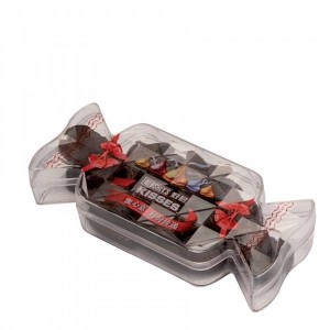 Boîte caramel plexi n°1