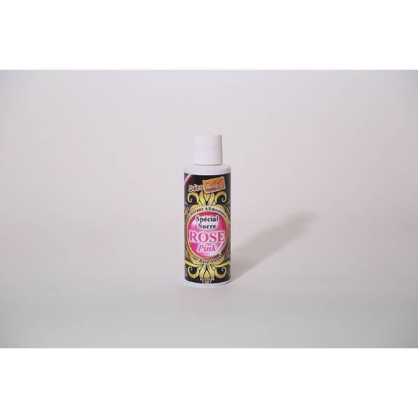 Colorant spécial sucre - 125ml - Rose