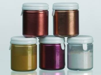 Colorant poudre Or - 25g - Or