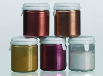 Colorant poudre Cuivre - 25g - Cuivre