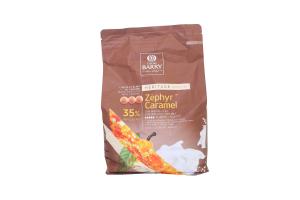 Chocolat Zéphyr Caramel - 2,5kg