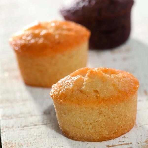 Moule muffins - D51 x H29 mm - 600 x 400 mm