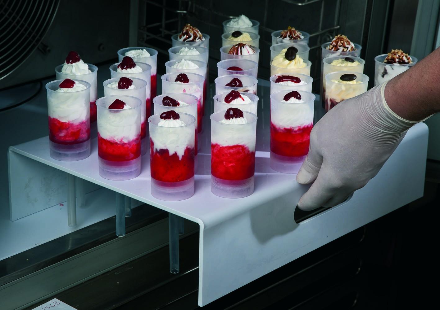 Présentoir pour sucettes Pour 28 pouss-pouss  - Pour 28 pouss-pouss