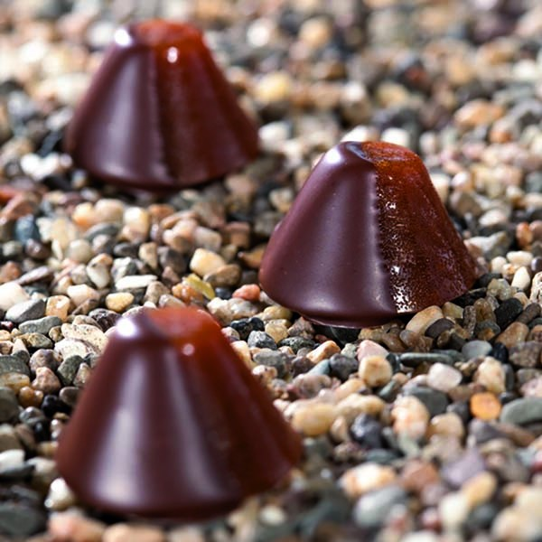 Moule cônes - D70 x H60 mm - 600 x 400 mm