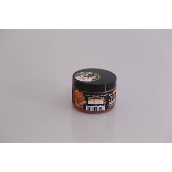 Colorant poudre - 50g  - Intense orange