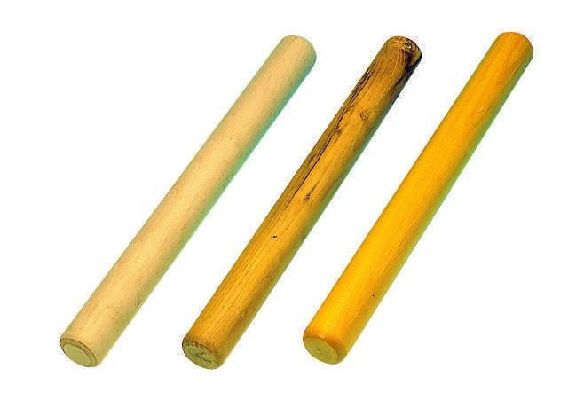 Rouleau à pâte en bois Buis  - Buis