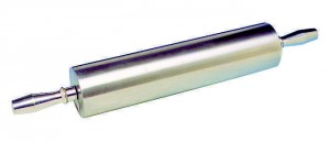 Rouleau aluminium à pooignées